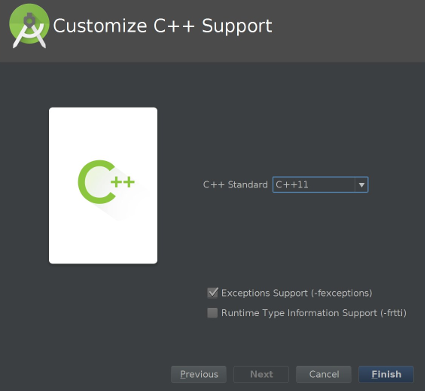Customize C++